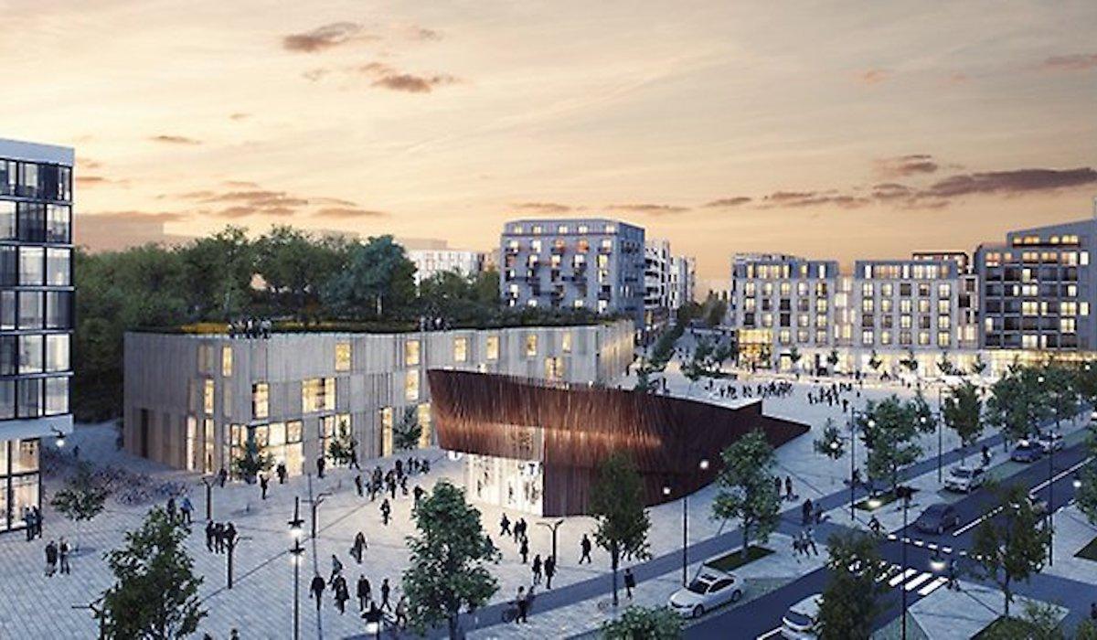 VVS fakta Projekt Barkarbystaden