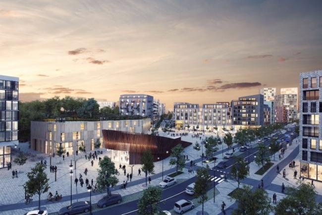 VVS Barkarbystaden
