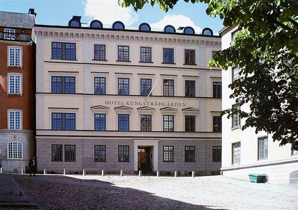 Fakta om Hotel Kungsträdgården