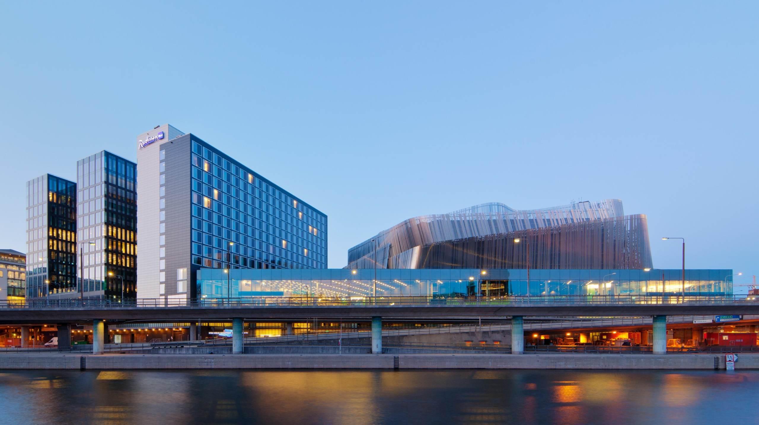 VVS Stockholm Waterfront konferenscenter