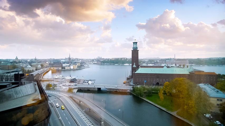 Fakta om Stockholm Waterfront konferenscenter